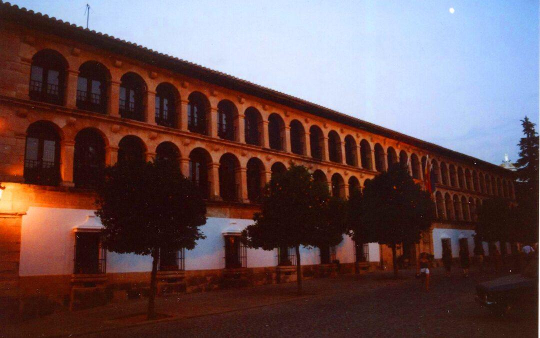 Listado Definitivo Admitidos y Excluidos 1 Plaza Técnico Sonido e Imagen Ayuntamiento de Ronda (Málaga).