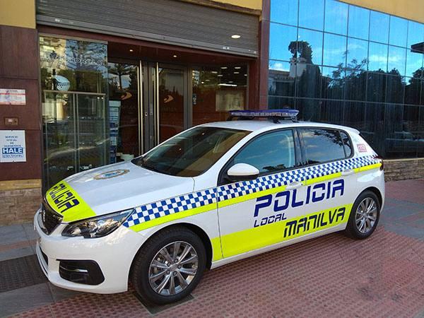 Listado Definitivo Aspirantes Admitidos y Excluidos 4 Plazas Policía Local  Ayuntamiento de Manilva (Málaga).