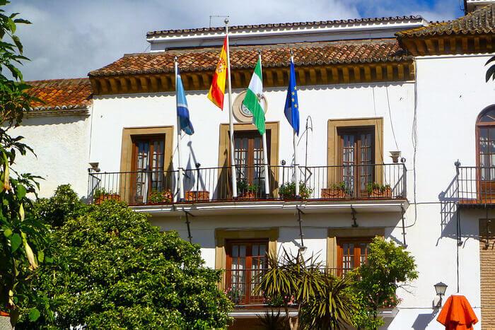 Bolsa de empleo temporal de Auxiliares Administrativos Ayuntamiento Marbella