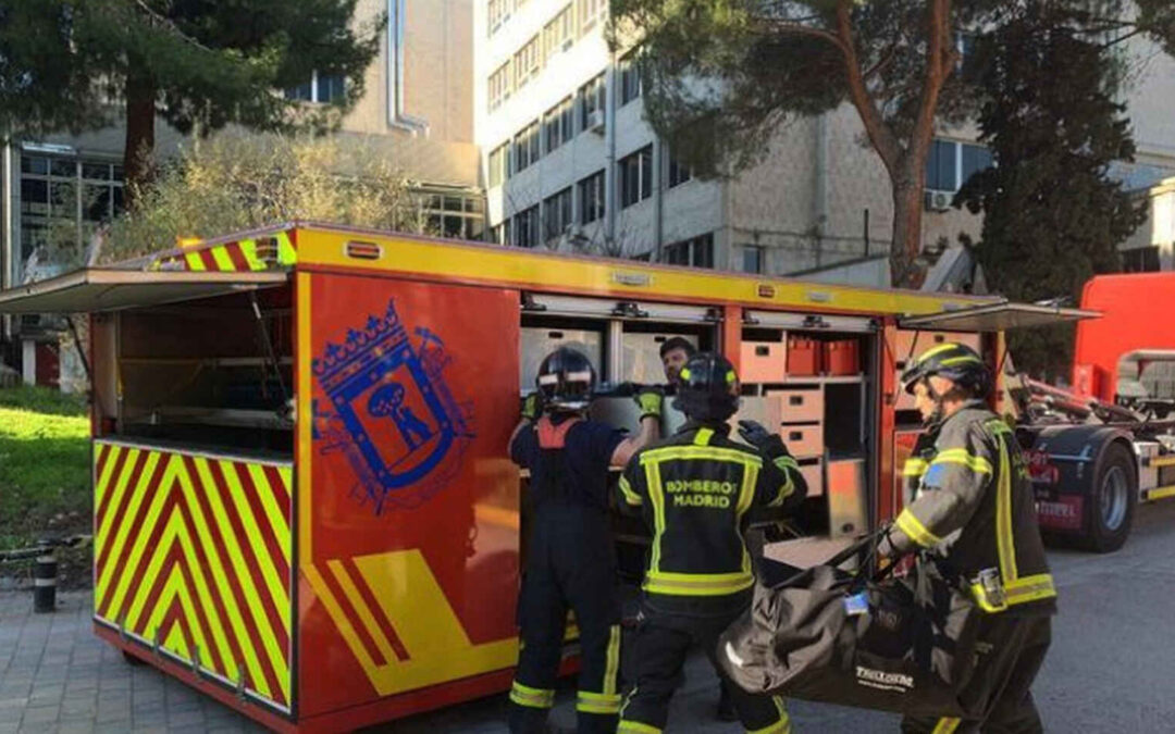 Abierto Plazo de Solicitudes 57 Plazas Bombero/a Conductor/a Especialista Ayuntamiento de Madrid.