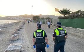 Listado Provisional Aspirantes Admitidos y Excluidos 3 Plazas Policía Local Ayuntamiento de Nerja (Málaga).